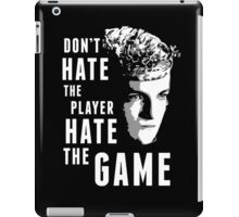 Don't Hate The Player iPad Case/Skin