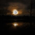 Moonlake (must see in bigger format) by Bine