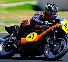 Peter Wade | Barry Sheene Festival | 2013 by Bill Fonseca