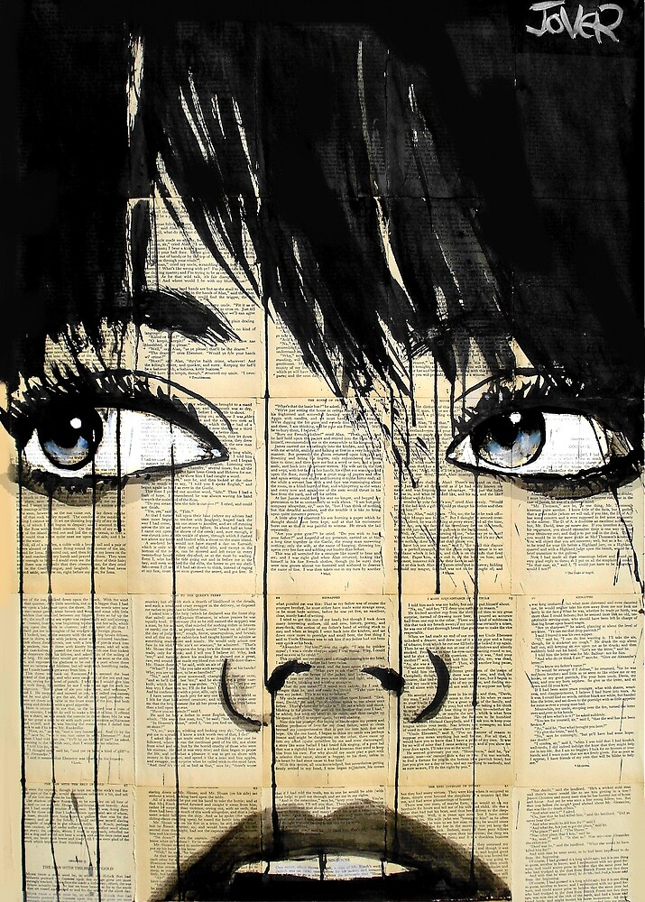 the hours by Loui  Jover