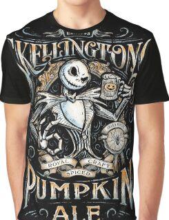 Jack's Pumpkin Royal Craft Ale Graphic T-Shirt
