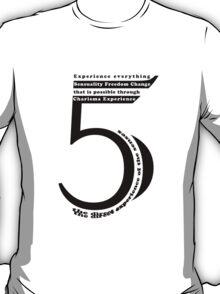 Numerology - 5 T-Shirt