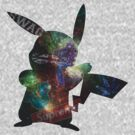 Galactic pika by McDraw