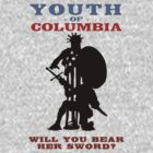 Youth of Columbia by tapirink