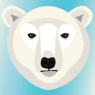 Polar Bear by Rumpleshark