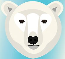 Polar Bear by Rumpleshark