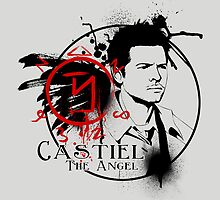 Castiel - The Angel by KanaHyde