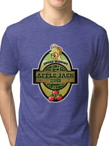 Apple Jack Cider Tri-blend T-Shirt