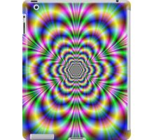 Psychedelic Hexagon iPad Case/Skin