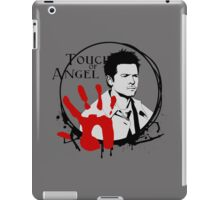 Touch of Angel iPad Case/Skin