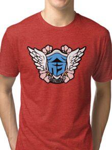SNSD: I Got A Boy - Emblem(Jessica) Tri-blend T-Shirt