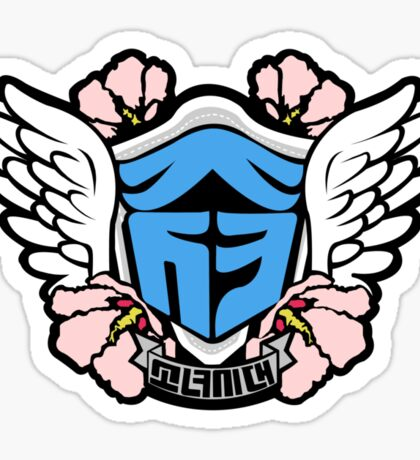 SNSD: I Got A Boy - Emblem(Jessica) Sticker