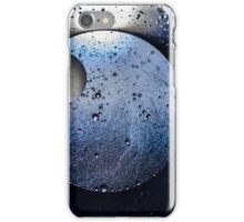 Abstract - Moon in the stars iPhone Case/Skin
