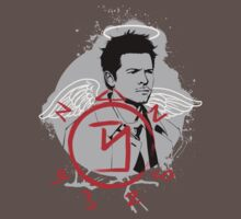 Castiel ♥ by KanaHyde