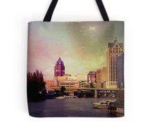 Downtown Milwaukee © Tote Bag