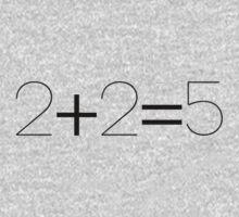 2+2=5  by Kaparott