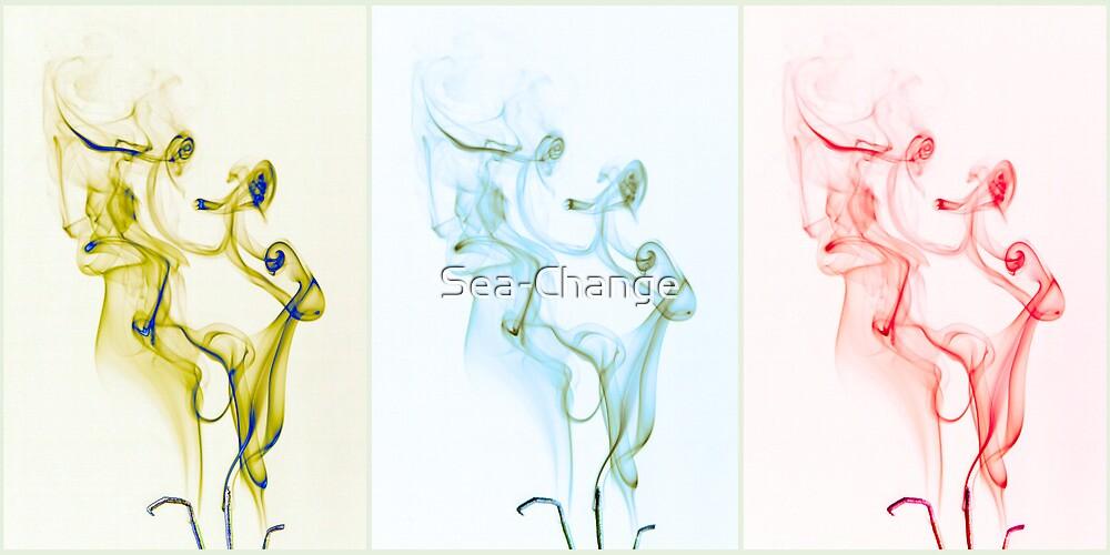 Three Puffs by Sea-Change