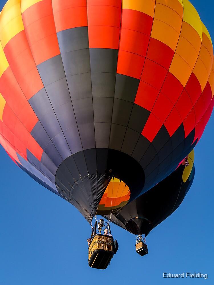 Hot Air Ballooning by Edward Fielding