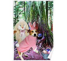 ❀◕‿◕❀I AM THE EASTER BUNNY,,NOW WHO IS THE IMPOSTOR?❀◕‿◕❀ Poster