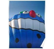 PIKO the Hot Air Balloon Poster