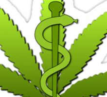 Marijuana is Medicine Sticker