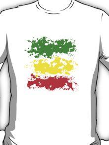Big Reggae Splashes T-Shirt