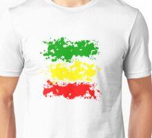 Big Reggae Splashes Unisex T-Shirt