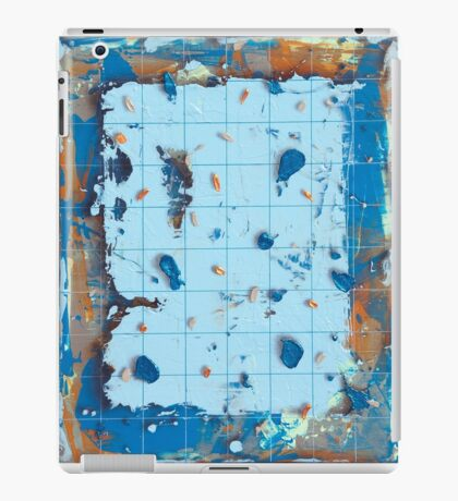 Blue Meany by Larry Hefner iPad Case/Skin