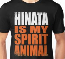 Hinata is my Spirit Animal Unisex T-Shirt