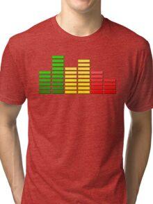 Reggae Equalizer Tri-blend T-Shirt