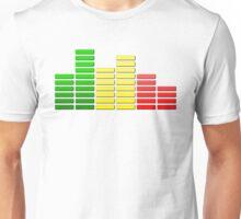 Reggae Equalizer Unisex T-Shirt