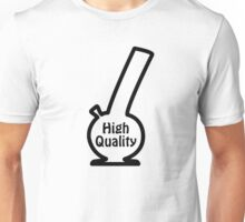 High Quality Bong Unisex T-Shirt