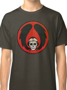 Israeli Air Force Winged Skull Classic T-Shirt