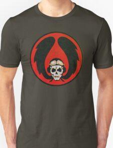 Israeli Air Force Winged Skull Unisex T-Shirt