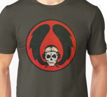 Israeli Air Force Winged Skull Unisex T-Shirt