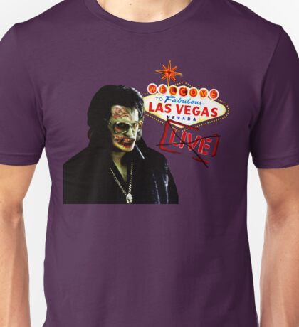 Elvis Zombie Unisex T-Shirt