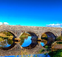 Lung River Bridge by Nicola Lee