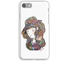 Vivid Girl  iPhone Case/Skin