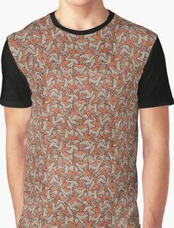 Bird Tessellation Graphic T-Shirt