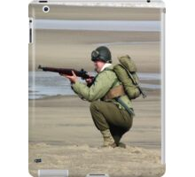 BEACH LANDING iPad Case/Skin