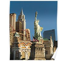 New York New York Casino Las Vegas Nevada Poster