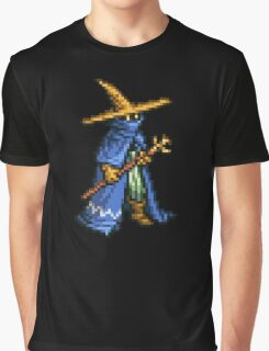 Black Mage boss sprite - FFRK - Final Fantasy Record Keeper Graphic T-Shirt