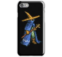 Black Mage boss sprite - FFRK - Final Fantasy Record Keeper iPhone Case/Skin