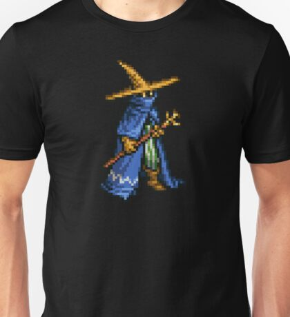 Black Mage boss sprite - FFRK - Final Fantasy Record Keeper Unisex T-Shirt