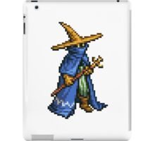 Black Mage boss sprite - FFRK - Final Fantasy Record Keeper iPad Case/Skin