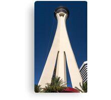 Stratosphere Las Vegas Canvas Print