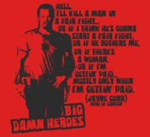 Big Damn Heroes: Jayne by Charles Flanagan