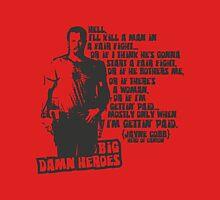 Big Damn Heroes: Jayne T-Shirt