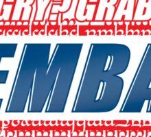 Grab a Lembas! Sticker