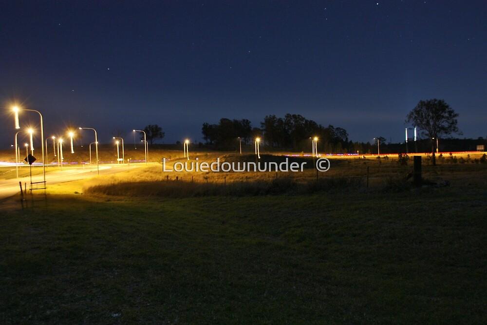 000 Lights by Louiedownunder  ©